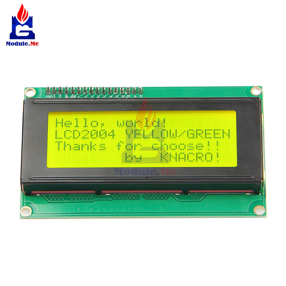 Cheap for all in-house products 20x4 lcd i2c in FULL HOME