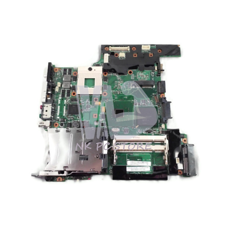 NOKOTION laptop <font><b>motherboard</b></font> for Lenovo <font><b>T60</b></font> T60p main board 44C3985 free cpu image
