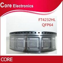 100pcs/lot FT4232HL FT4232H FT4232 LQFP64
