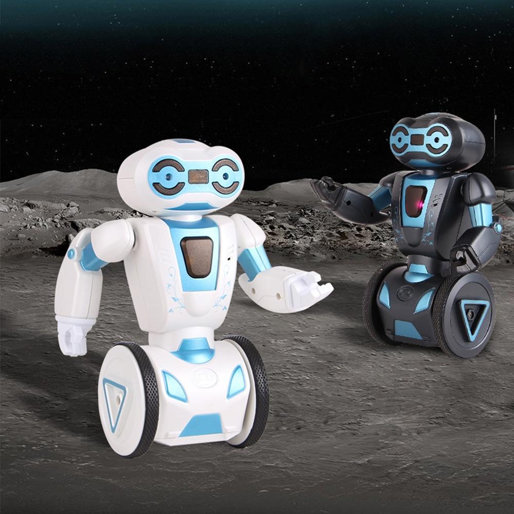 RC Robot Intelligent programmation télécommande Robot jouet humanoïde 5 Modes de fonctionnement Robot jouets pour enfants enfants Robot chien Pet