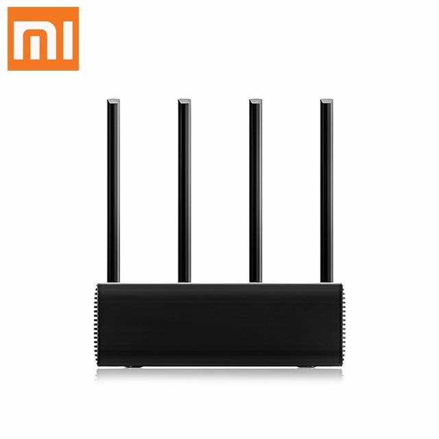 Origine Xiao mi mi routeur wifi sans fil HD/Pro 2533 Mbps 2.4G/5 GHz Dual Band Roteador répéteur wi-fi HD 1 TB 2 TB 8 TB Anglais APP