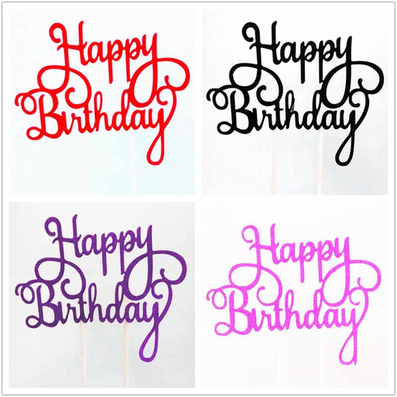 יום הולדת שמח עוגת צילינדר מתוק 16 מסיבת קישוט חתונה טובה ומתנות ילד עיצוב הבית אפיית אביזרי 50 יום הולדת