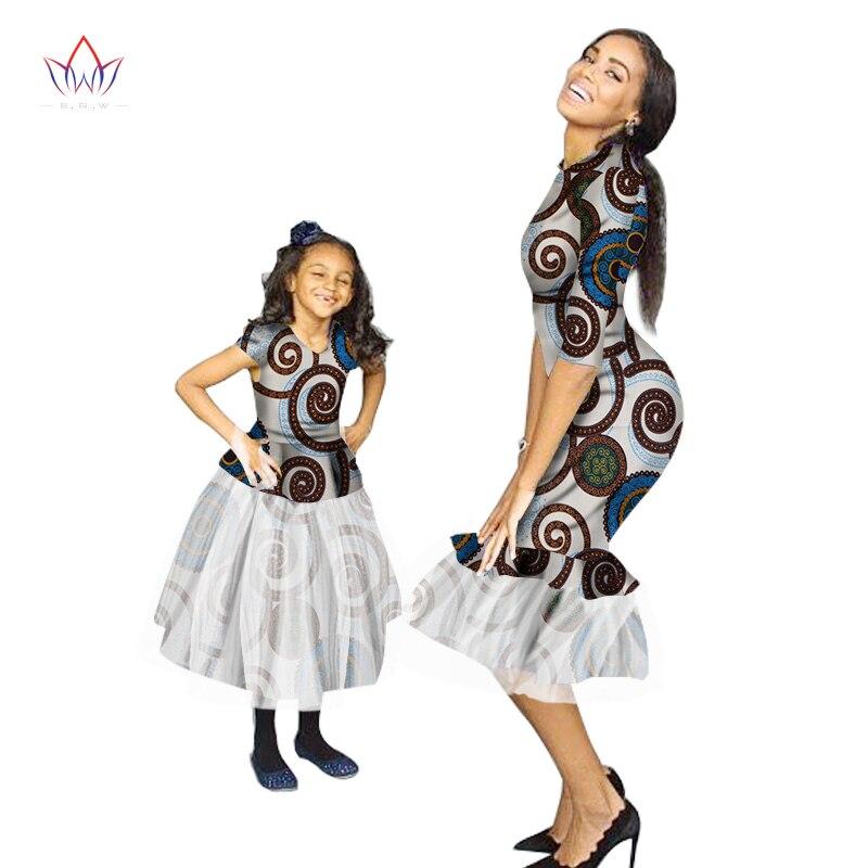 Sommar New Fashion Familj Matchande Kläder Märke Mamma och Baby - Nationella kläder - Foto 6