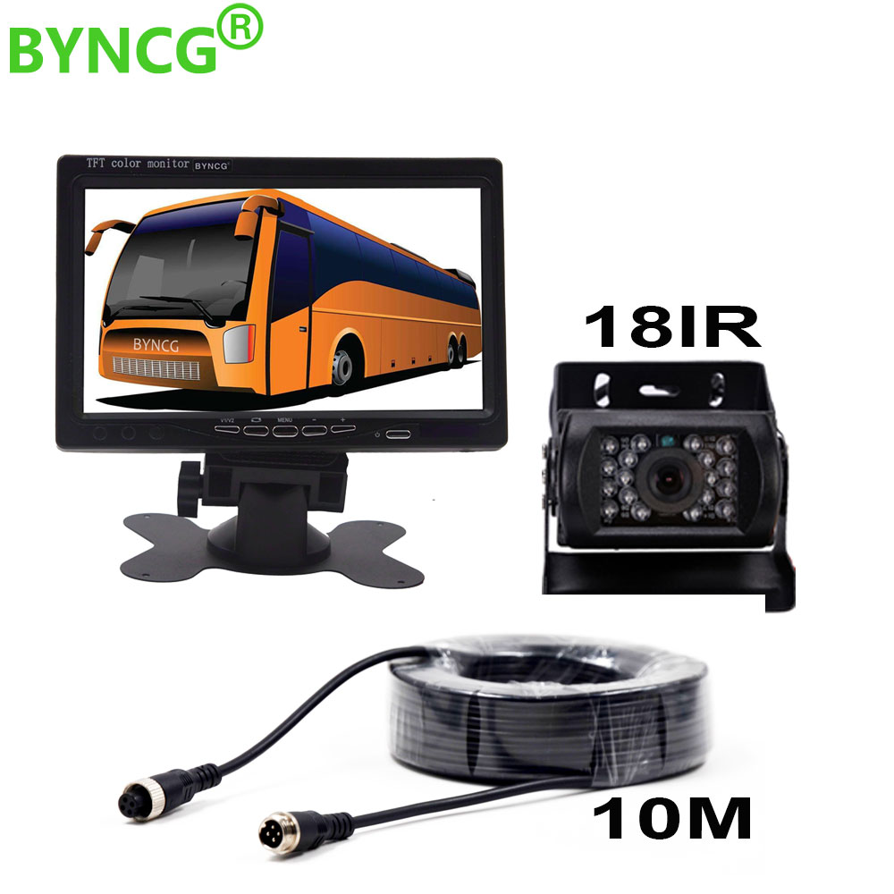 BYNCG 2In1 Car Parking System Kit 7