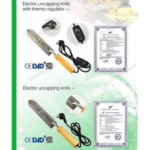 Image 3 - Benefitbee Marka Elektrikli Bal Kazıyıcı Elektrikli Bal Isıtma Bıçak Arıcılık Bal Araçları Arıcılık Ekipman pszczoly