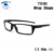 Novos Homens Ao Ar Livre Óculos de Armação TR90 Armações de Óculos de Olho para Homens Do Esporte Preto Vidro Óptico Armação Dos Óculos de Prescrição Rx