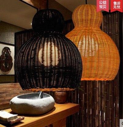 Luces Colgantes LED Luminaria de La Caña Representa el Moderno ...