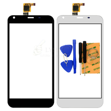 Black White TP for ARK Benefit M7 5.5″ Touch Screen Digitizer Front Glass Panel Sensor Replace Part No LCD Free Shipping+Tools