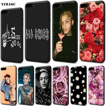 YIMAOC Lil Skies 소프트 실리콘 케이스 for iPhone 11 Pro XS Max XR X 8 7 6 6S Plus 5 5s se(China)
