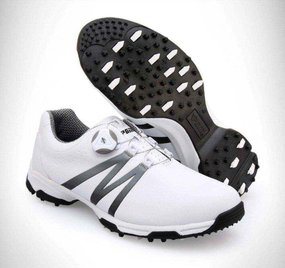 New PGM golf shoes men