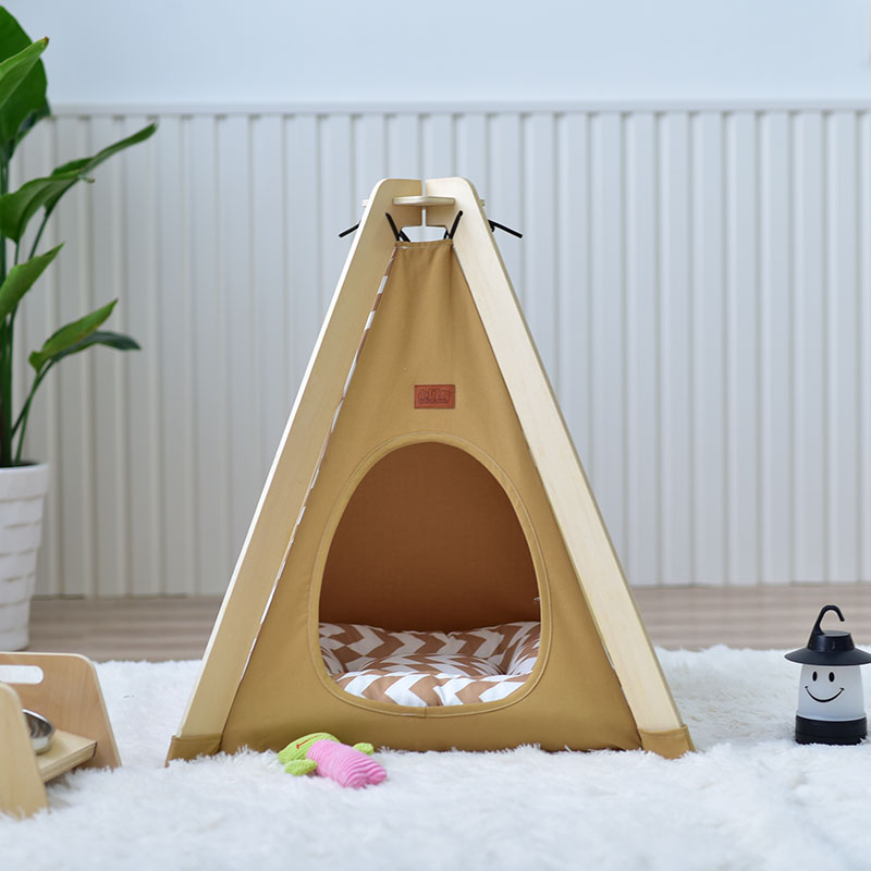 7 ... & Little Dove Pet house Bed Dog Kennel Dog Wooden Pet Tents Cute Cat ...