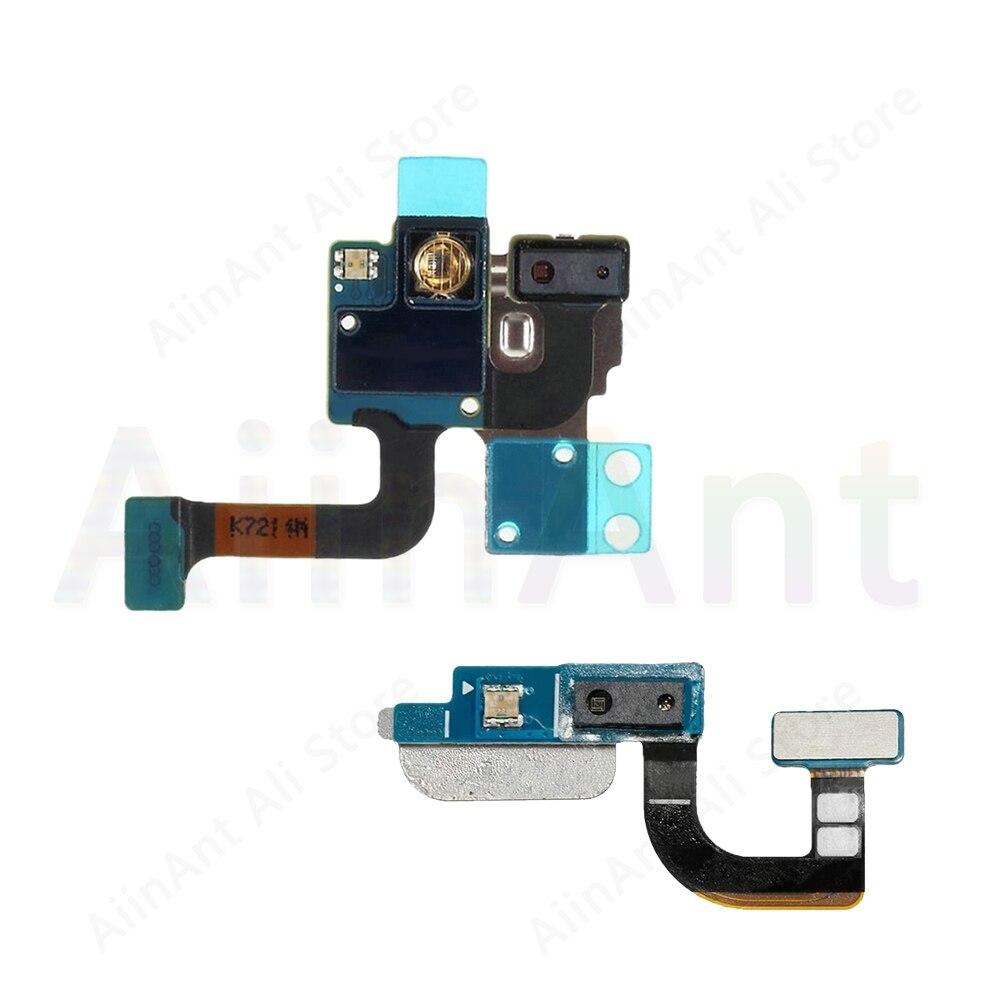 For Samsung Galaxy S7 Edge S8 S9 Plus A3 A5 A7 2017 Original Light Proximity Sensor Flex Cable Phone Repair Parts Phone Parts