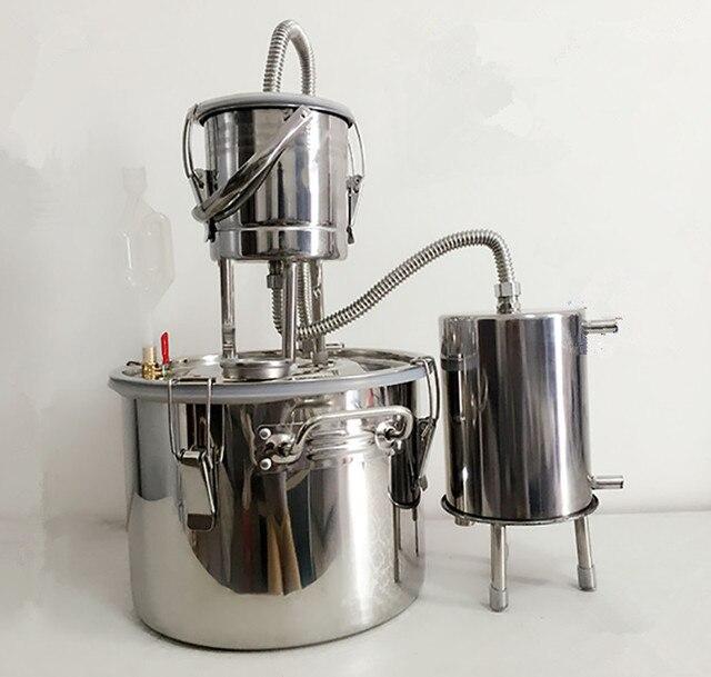 Diverso Metodo Di Installazione FAI DA TE Attrezzature Per Uso Domestico Di  Distillazione Di Acquavite Di