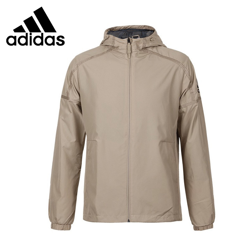 Original New Arrival 2018 Adidas WB INER HEATHER Men's jacket Hooded Sportswear adidas original new arrival official neo women s knitted pants breathable elatstic waist sportswear bs4904