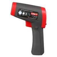 UNI-T Kızılötesi termometre UT303D Sigara İletişim Lazer Gun IR Termometre LCD dijital ekran-32 ~ 1250 derece pirometre kızılötesi