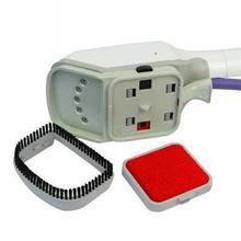 US plug Portable Handheld Steam Iron Machine Steam Brush Electric Iron Steam Brush Working Power AC 220V 650W