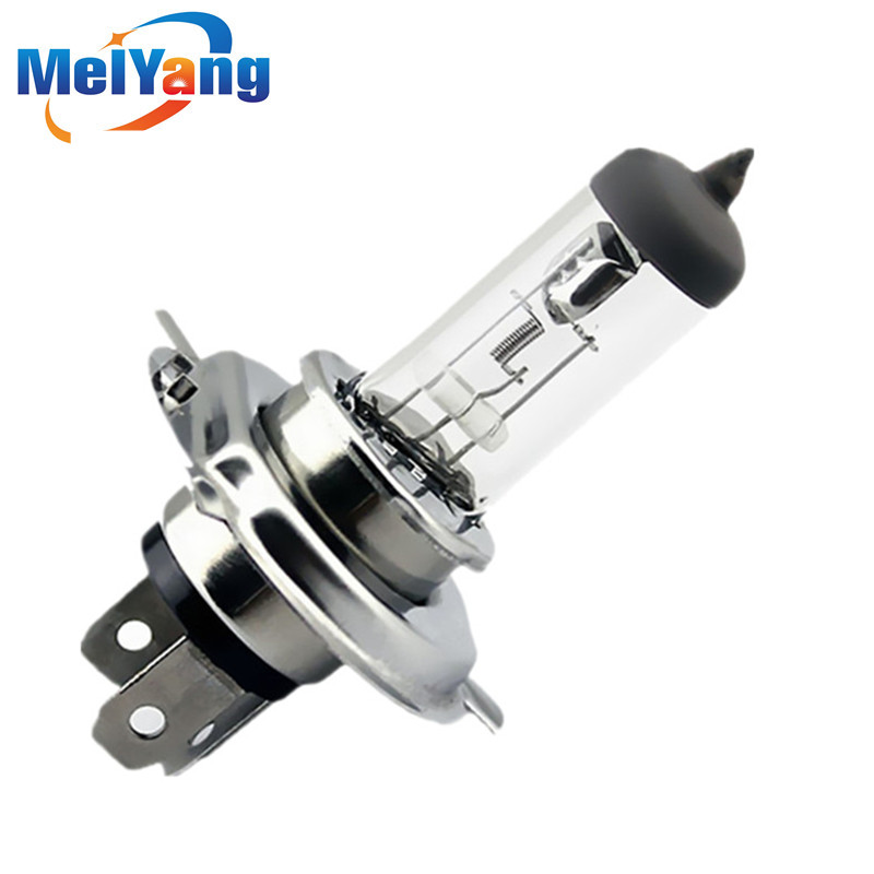 H4 12V 100W /90W 4300K Yellow P43t Fog Halogen Bulb light running Head Lamp car styling car light source parking day