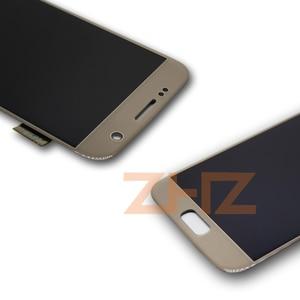 Image 3 - Super amoled do Samsung GALAXY S7 LCD G930 ekran dotykowy przetwornik analogowo cyfrowy do Samsunga S7 LCD G930F naprawa części zamienne narzędzia