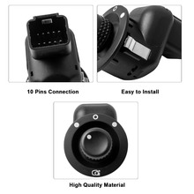 цена на New 1 PCS  Quality Mirror Control Switch For Renault Laguna II Megane 2 Scenic 2 8200676533 8200109014 109014