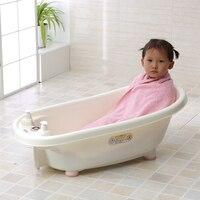 Multifunctional baby bath tub plastic bath basin training cheap kids bath tubs