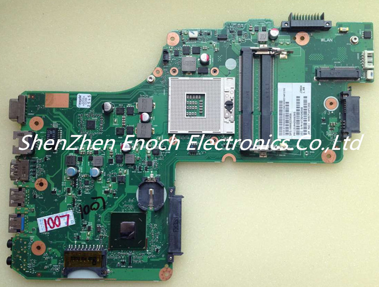 ФОТО V000325050 for Toshiba Satellite C50 C55 C55T  Laptop motherboard  DB10F-6050A2566201-MB-A02 stock No.401