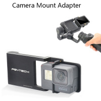 PGY Adapter For Xiaoyi 4K 4K GoPro Hero 5 4 3 3 SJ5000 Compatible With DJI