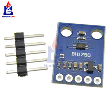 1PC Standard BH1750FVI GY-302 Digital Light Intensity Sensor BH1750 16bitAD Module For Arduino 3V-5V(China)