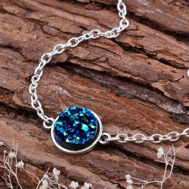 Ladies Silver Plated Bracelet