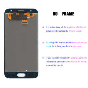 Image 4 - J330 LCD For Samsung Galaxy J3 2017 Replacement LCD Screen J330F SM J330FN LCD Display+Touch Screen Digitizer Assembly Adhesive