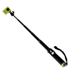 Image 4 - Bluetooth monopié y trípode de palo Selfie monopie para Xiao mi YI xiao yi 4k 2 xiaoyi accesorios de Cámara de Acción