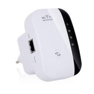 """Image 1 - 2.4Ghz 300Mbps Wireless n Wifi נתב Extender משחזר Wps הצפנה עם האיחוד האירופי/ארה""""ב/בריטניה/AU תקע"""
