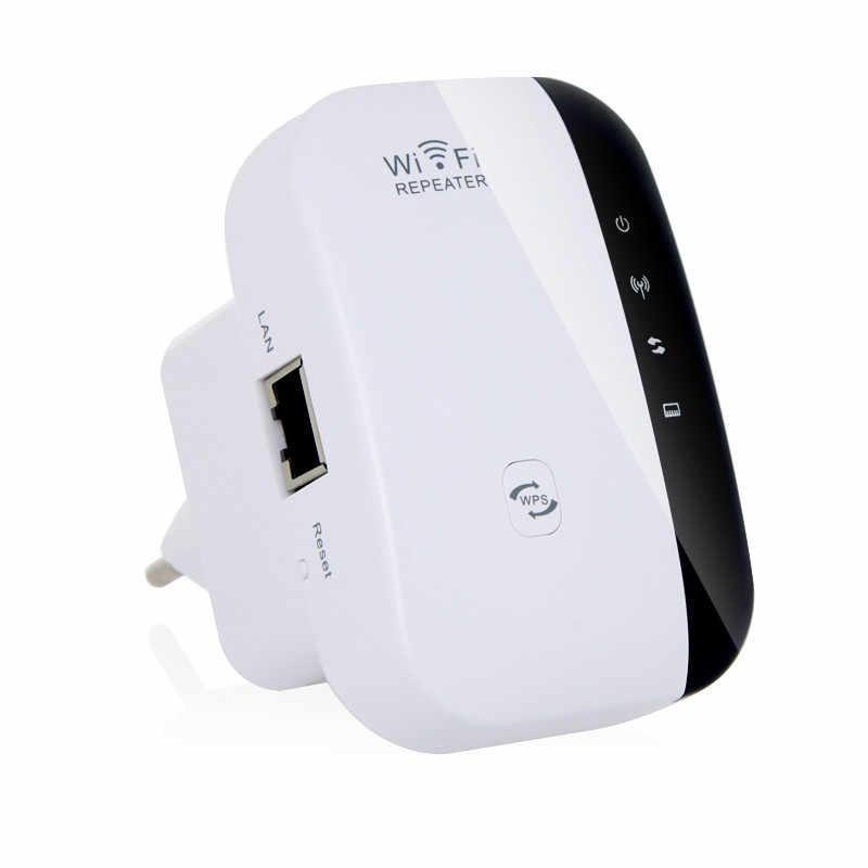 """2.4Ghz 300Mbps Wireless-n Wifi נתב Extender משחזר Wps הצפנה עם האיחוד האירופי/ארה""""ב/ בריטניה/AU תקע"""