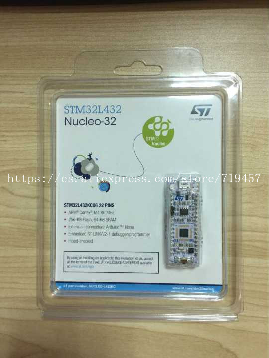 FREE SHIPPING NUCLEO-L432KC STM32L432KC  Development Board