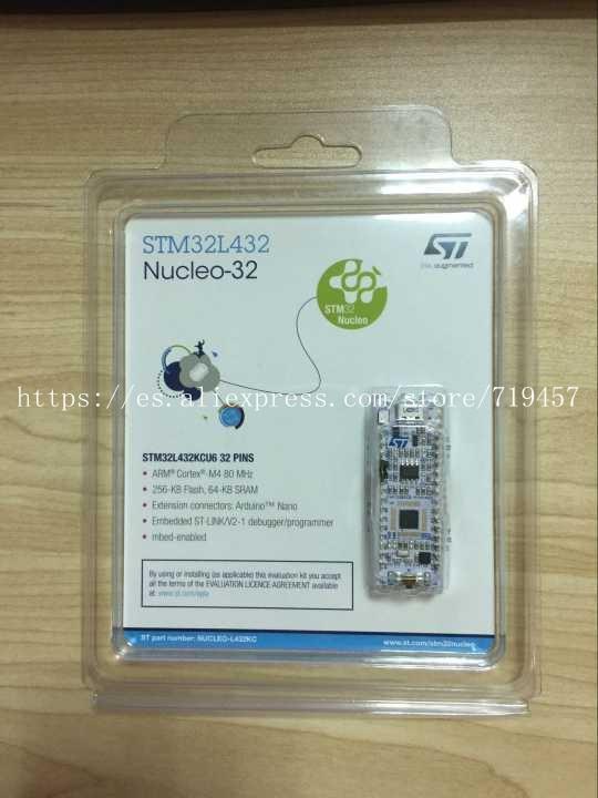 FREE SHIPPING NUCLEO-L432KC STM32L432KC  Development Board