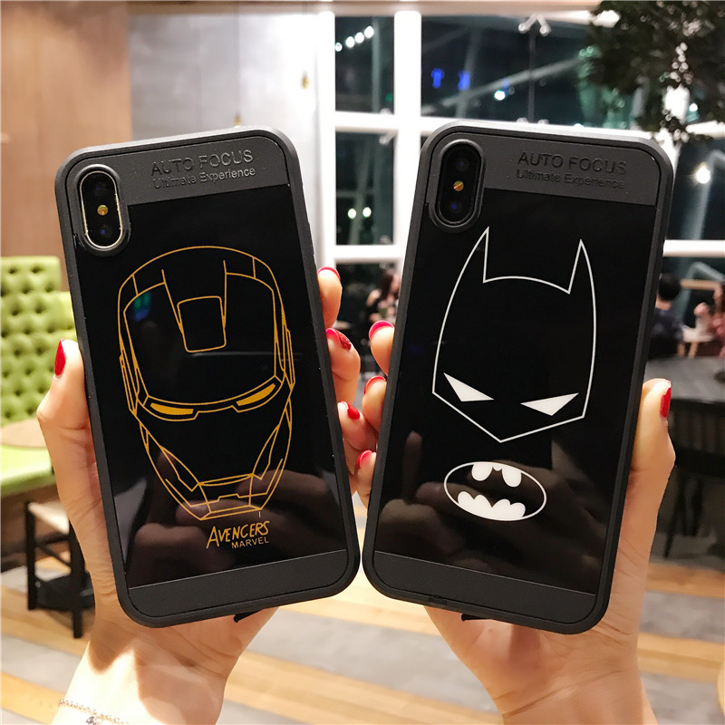 batman coque iphone x