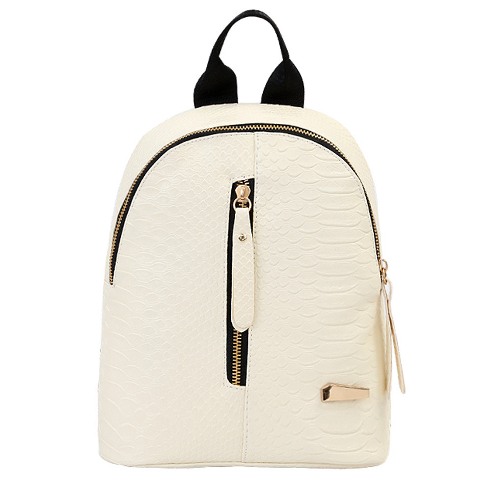 Black Classic Backpack Leather Backpack Large Capacity Backpacks Shoulder Backpacks Drop Shipper Daypack School Rucksack Bag#21 #5