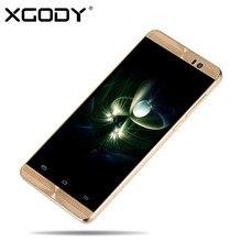 XGODY X200 5 дюймов Смартфон Android 4.4 MTK6580 Quad Core 512 МБ RAM 8 ГБ ROM 5MP Dual SIM Мобильный Сотовый Телефон разблокирована