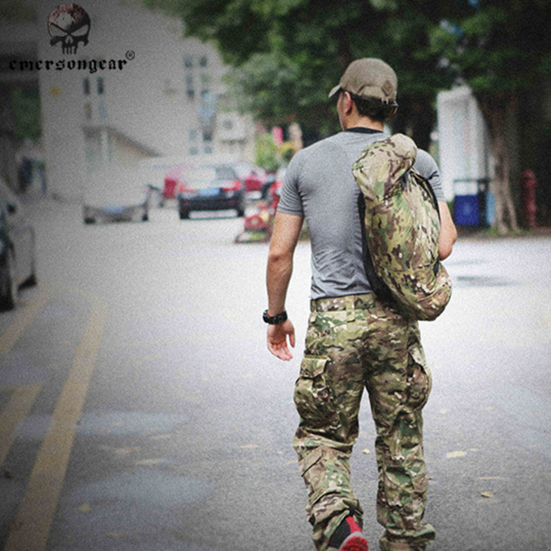 Men Military Hunting Outdoor EmersonGear CP Field Pants Emerson Tactical Trousers Training Camouflage Multicam EM6990 MC CB