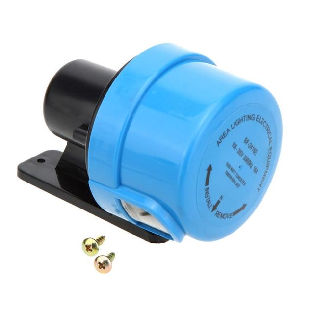 Outdoor Light Switch Daylight Dusk Till Dawn Sensor Intelligent 105 To 305v Auto