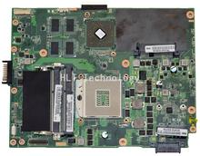 Original laptop Motherboard For ASUS K52JT K52DR 60-N1WMB1100 REV 2.3 8 Video Memory non-integrated graphics card 100% tested