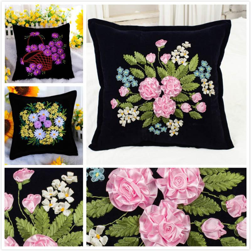 Black Rose Tapestry Kit