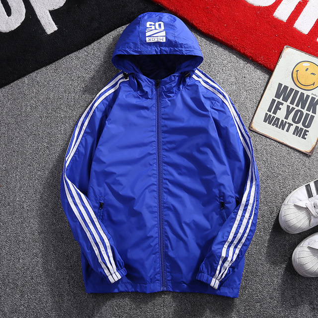 Image 4 - Cycling Exercise Hiking Men Hooded Sports Running Jacket Wild Slim Jogging Fitness Youth Sportswear Running Coat Training Wear-in Running Jackets from Sports & Entertainment on AliExpress
