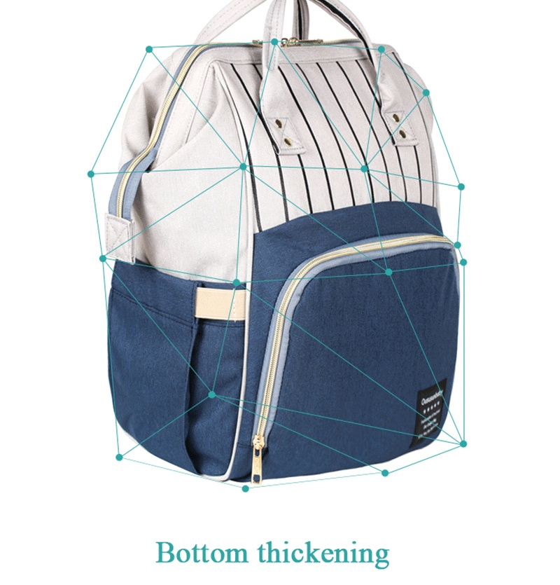 HTB1mutGX8Cw3KVjSZR0q6zcUpXaB 40 Colors Large Capacity Diaper Bag Mummy Maternity Nappy Nursing Baby Bags Travel Backpacks Women's Fashion Bag for Baby Care