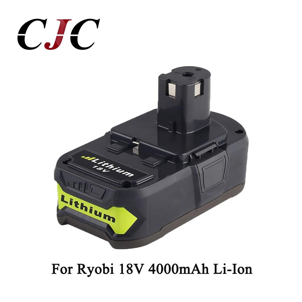 4000mAh Akku für RYOBI CNS-180L CMI-1802M CMD-1802 LRS-180 P107
