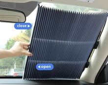 Araba Pencere Güneşlik Cam Perde Kapak Güneşlik KIA Optima Için KX CROSS Sportage Niro Forte RIO 4 K2 KX3 KX5 Ceed Soul