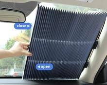 Janela do carro pára sol pára brisa cortina capa de sol viseira para kia optima kx cruz sportage niro forte rio 4 k2 kx3 kx5 ceed alma
