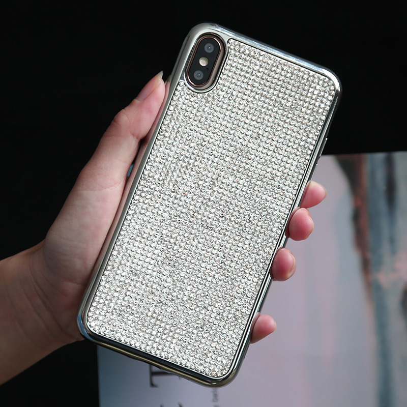 Cell Phone - Diamond Plating Case for iPhone