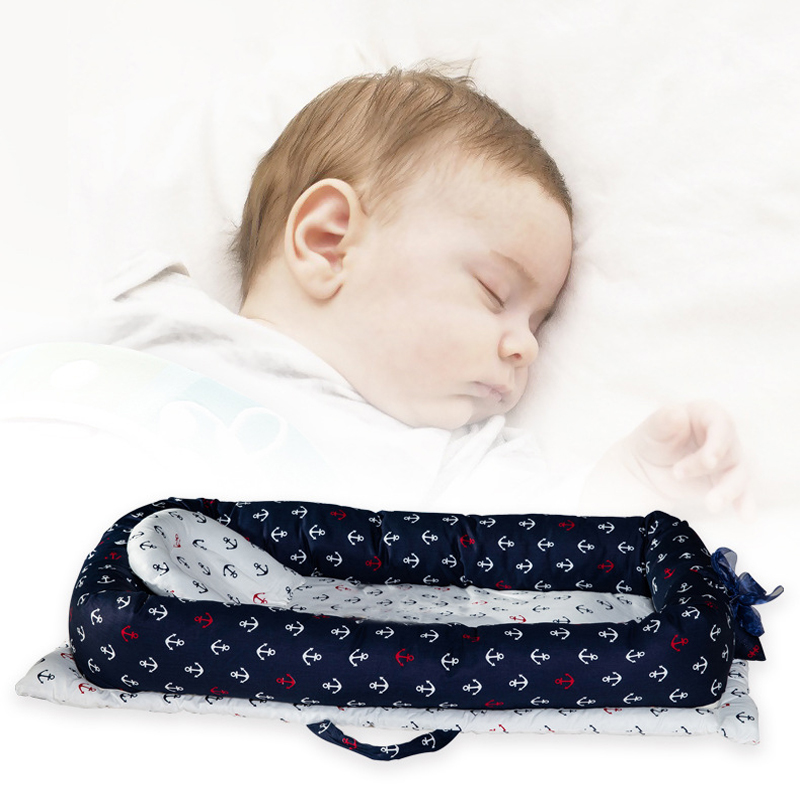 Baby Bag Portable Newborn Biomimicry Multifunctional Emperorship Solidder Nursery Foldable Travel Bed with Bumper Cot Mattress cute portable baby nest bed crib newborn biomimicry multifunctional emperorship solidder nursery travel bed with bumper mattress