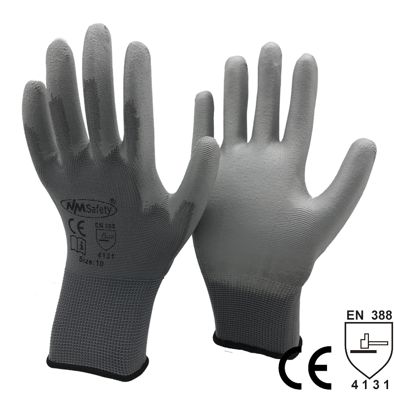 NMSAFETY 13 Gauge Knitted Work Protective Glove-in Safety Gloves from Security & Protection