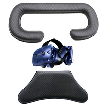 Replacement Foam Masks vr pad protector For vr htc vive pro 2 Headset VR Foam Cover Virtual Reality Accessories building a virtual graded foam